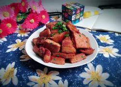 豆腐红烧肉