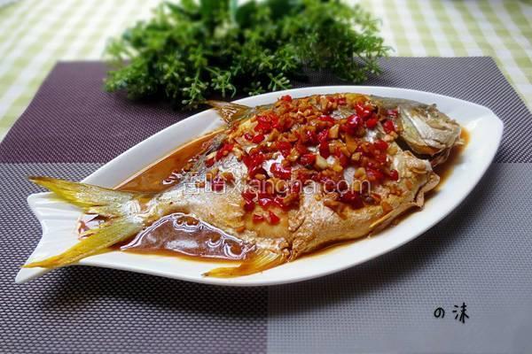 红烧鲳鳊鱼