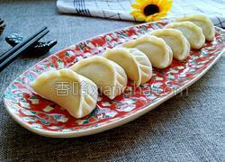 猪肉玉米饺子