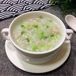 白菜瘦肉粥的做法[图]
