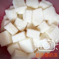 赵氏椰奶冻