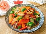 肉炒洋葱胡萝卜的做法[图]