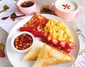 英式早餐[图]