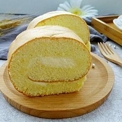 戚风奶油蛋糕卷的做法[图]