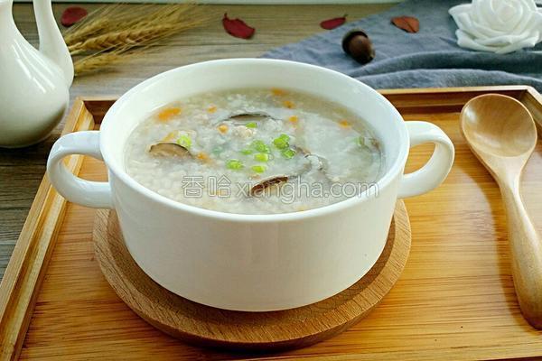 香菇胡萝卜粥的做法_香菇胡萝卜粥的做法大全
