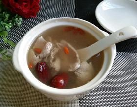 红枣瘦肉汤