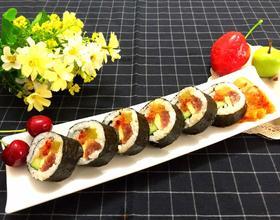 泡菜壽司[圖]