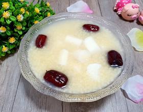 山药红枣粥[图]