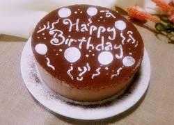 可可慕斯蛋糕