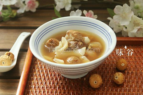 罗汉果煲猪骨汤