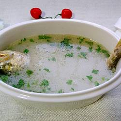 清炖黄花鱼