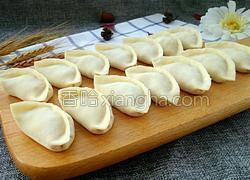杏鲍菇饺子