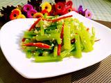 炝芹菜的做法[图]
