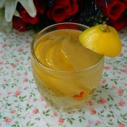 冰糖炖柠檬