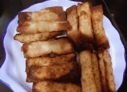 三鲜咸菜春卷