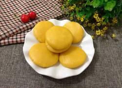 玉米面蒸饼
