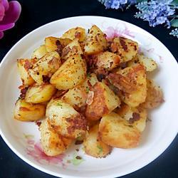 锅巴土豆的做法[图]