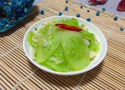 虾米炒黄瓜