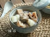 莲藕山药排骨汤的做法[图]