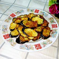 椒盐茄饼的做法[图]