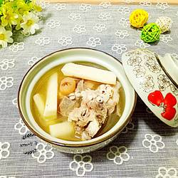 猪骨山药汤的做法[图]