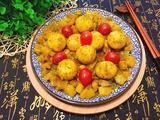 泰式咖喱鱼蛋的做法[图]
