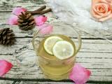 青柠蜂蜜茶~的做法[图]