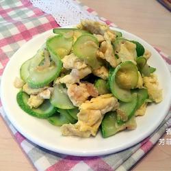 虾皮西葫芦鸡蛋