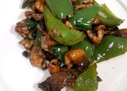豉椒炒鳝片