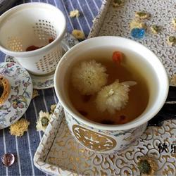 枸杞菊花茶的做法[图]