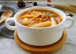 韩式年糕汤