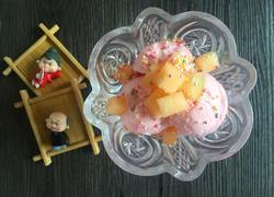 奶油冰激凌