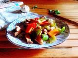 猪肚炒青椒的做法[图]