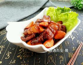 红烧肉炖萝卜[图]