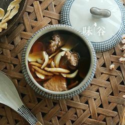 太子参百合汤
