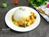 牛肉咖喱饭的做法[图]