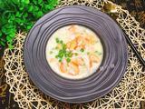 奶香青豆煨河虾的做法[图]