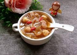 莲子银耳桂圆汤