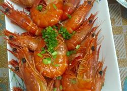 盐水海大虾