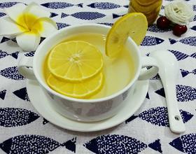 金桔柠檬蜂蜜茶