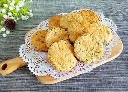 芝麻燕麦饼干