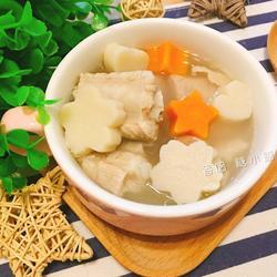 排骨杏鲍菇汤