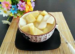 红薯香芋糖水