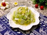 清炒奶白菜的做法[图]