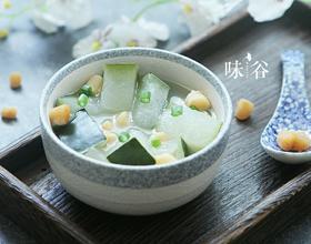 冬瓜干贝汤[图]