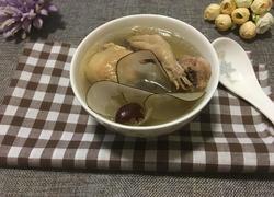 海底椰炖鸡汤