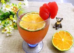 水果气泡饮