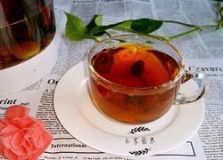 当归红枣红糖姜茶