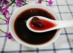 花生衣红枣汤