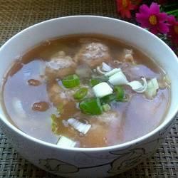 肉丸胡辣汤